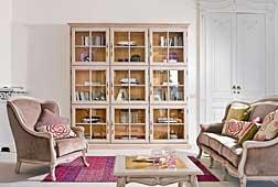 Libreria vintage Artemis Tonin Casa