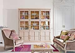 Libreria vintage Asada Tonin Casa