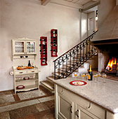 Mesa Auxiliar vintage Ona Tonin Casa