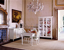 Comedor vintage Evens Tonin Casa