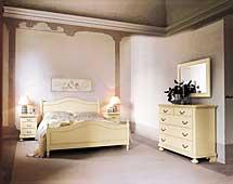 Dormitorio vintage Delicate Tonin Casa