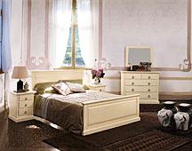 Dormitorio vintage Harmony Tonin Casa