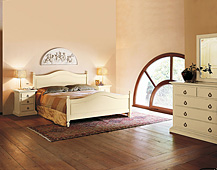 Dormitorio vintage Harmud Tonin Casa