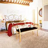 Dormitorio Vintage Marlene Tonin Casa