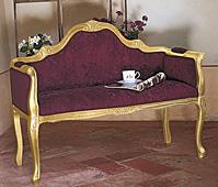 Sofá vintage Severino Tonin Casa