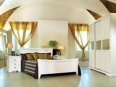 Dormitorio vintage Romain Tonin Casa