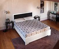 Dormitorio vintage Frank Tonin Casa