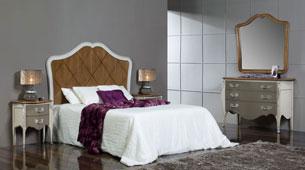 Dormitorio Vintage Opera