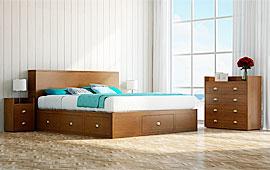Dormitorio Colonial Chianti