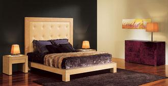Dormitorio clasico Ambra