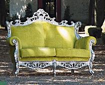 Sofa vintage Adalia Tonin Casa