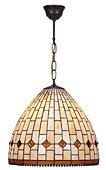Lámpara de techo Tiffany Alepo