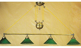Lámpara de techo Sala de juegos