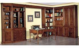 Mesa de escritorio clásica Hanks