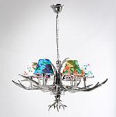 Lámpara de techo Flores