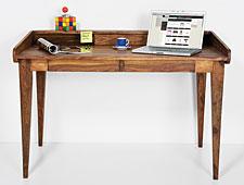 Mesa de Escritorio Authentico - Mesas de Escritorio Vintage - Muebles Vintage