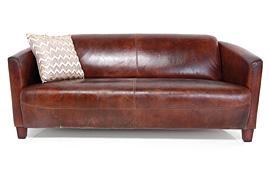 Sofá piel Vintage Zahn