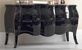 Cómoda 2 cajones vintage Byblos