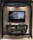 Mueble tv alto vintage Byblos
