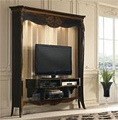 Mueble tv vintage Bisanzio