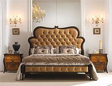 Dormitorio vintage Bisanzio