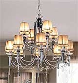 Lámpara de techo vintage Byblos