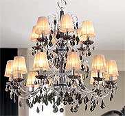 Lámpara de techo vintage Byblos II
