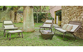 Conjunto Salón Jardín Torino