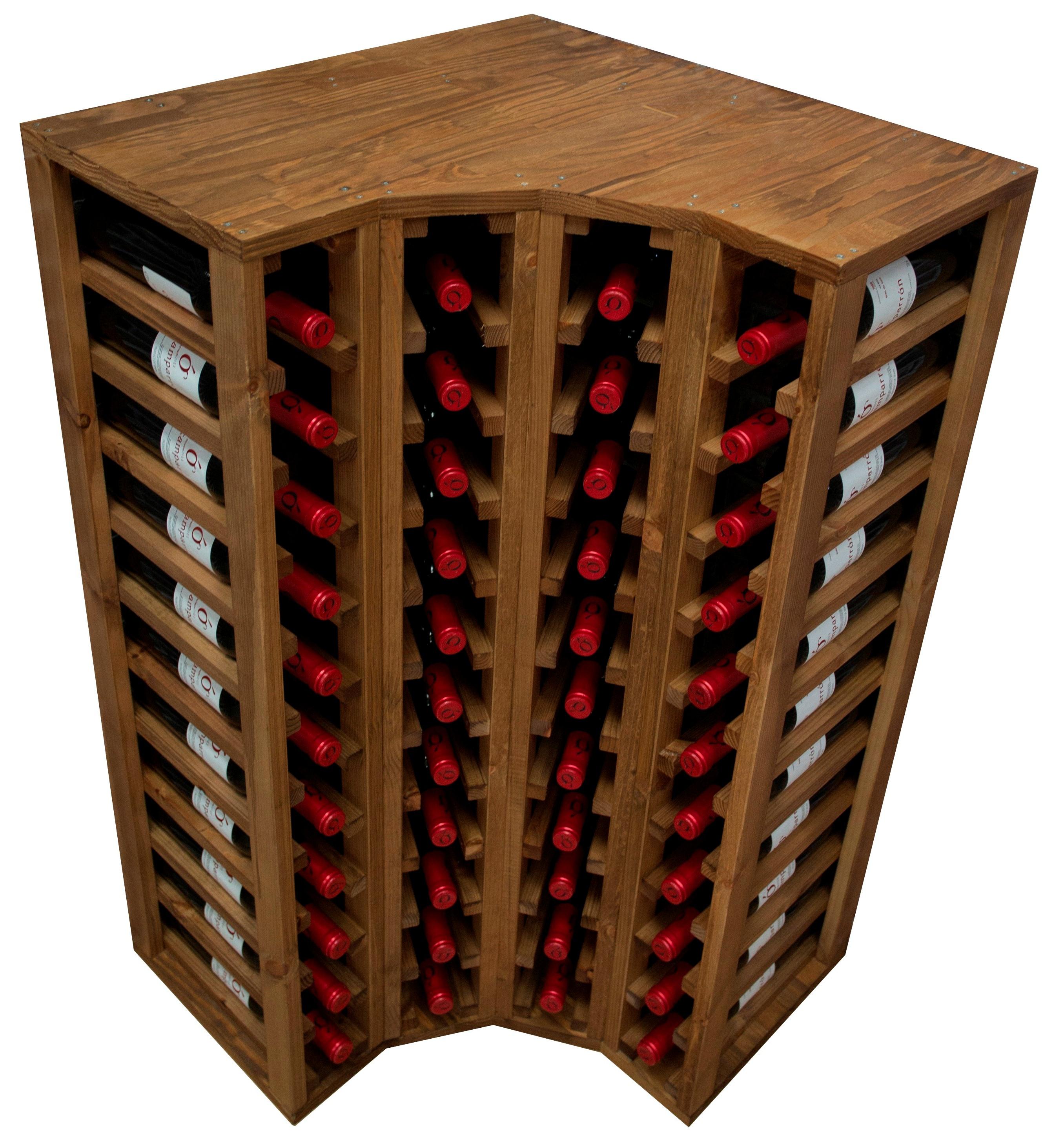 Botellero Godello Para Esquina En Cosas De Arquitectoscosas De  # La Esquina Muebles