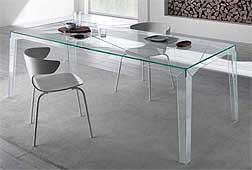 Mesa de comedor moderna Framents