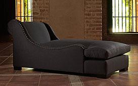 Chaise longue clásica Albahaca