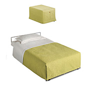 Puff cama moderno Scatch