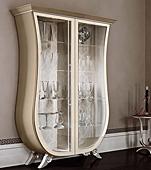 Vitrina 2 puertas vintage Opera II