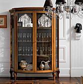 Vitrina 2 puertas vintage Venezia III