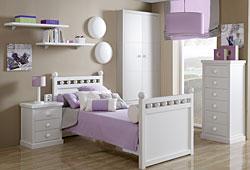 Dormitorio Infantil Sandy