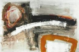 Cuadro abstracto martin 01 - Cuadros serigrafiados - Objetos de Decoración