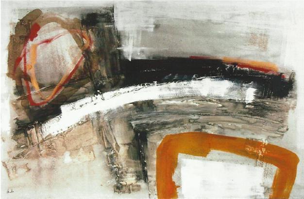 Muebles Martin Peñasco:  Cuadro abstracto martin 01 - Cuadros serigrafiados - Objetos de Decoración