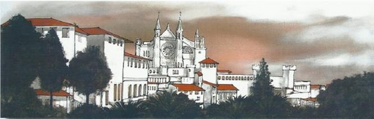 Cuadro Mallorca catedral
