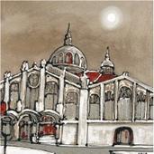 Cuadro Valencia mercado central