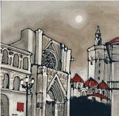 Cuadro Valencia catedral