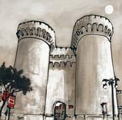 Cuadro Valencia torres de Quart