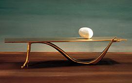 Mesa de Centro Dalí Leda