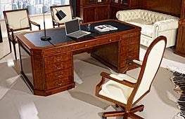 Mesa de despacho clásica Allepo