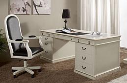 Mesa de escritorio clásica Austrel