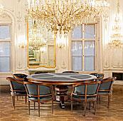 Mesa de juntas clásica Namuer