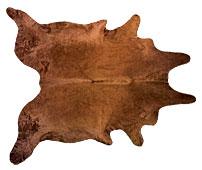 alfombra de Piel Bates
