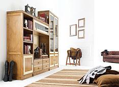 Mueble tv clásico Doris