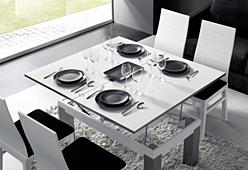 Mesa de centro convertible en comedor - Mesas de Centro de Diseño - Muebles de Diseño