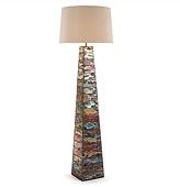 Lámpara de Pie Boogy - Lámparas de Pie - Objetos de Decoración