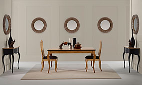 Comedor vintage Matisse